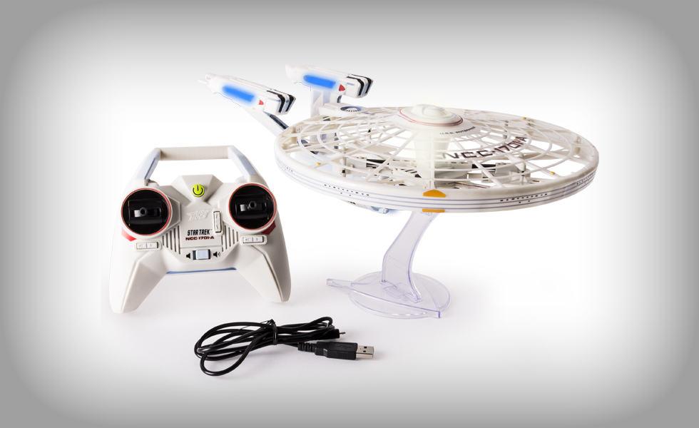 Air Hogs Star Trek U.S.S Enterprise Drone