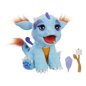 Cute FurReal Friends Torch, My Blazin' Dragon Feature