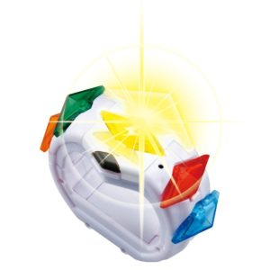 Shining Pokemon Z ring and Z Crystal Special Set