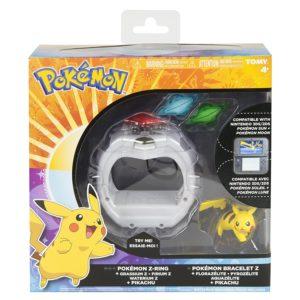 TOMY Pokémon Z-Ring Set box
