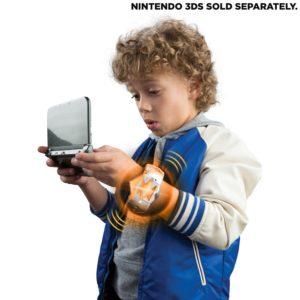 TOMY Pokémon Z-Ring Set playing mobile