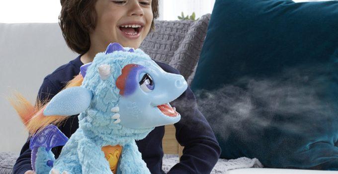 awesome toys FurReal Friends Torch My Blazin Dragon