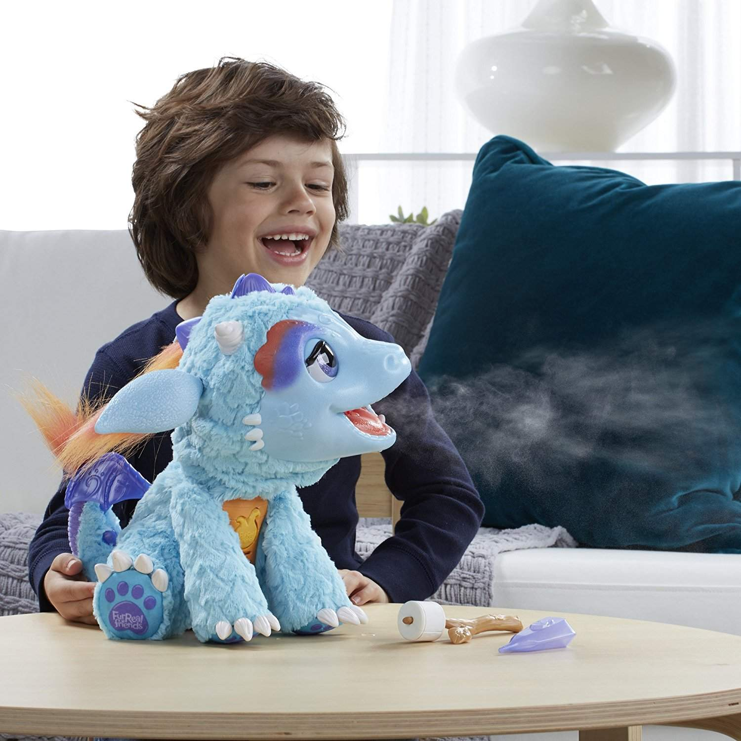 awesome toys FurReal Friends Torch My Blazin Dragon