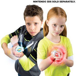 playing together TOMY Pokémon Z-Ring Set