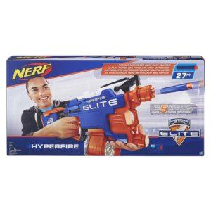 Best NERF Gun in the World Nerf N-Strike Elite HyperFire Blaster
