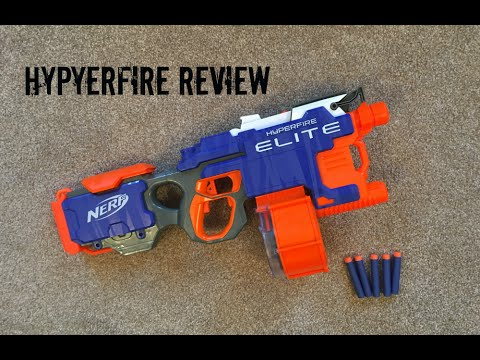 nerf guns on sale Nerf N-Strike Elite HyperFire Blaster