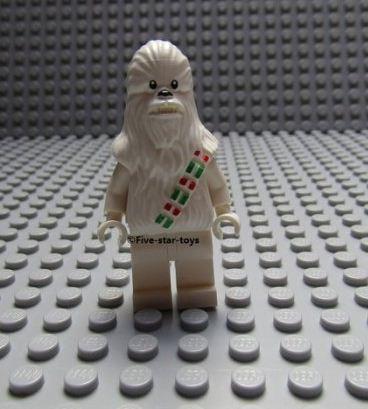 Chewbacca mini figurines LEGO Star Wars 75146 Advent Calendar Building Kit