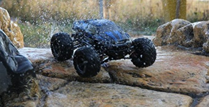 Hosim-112-Scale-Electric-RC-Car-Offroad-24Ghz-2WD-High-Speed-35MPH-Remote-Controlled-Car-Waterproof-Color-Blue-best review
