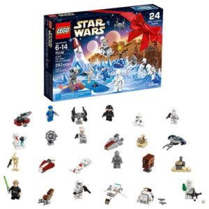 LEGO Star Wars 75146 Advent Calendar Building Kit mini figurines.jpg