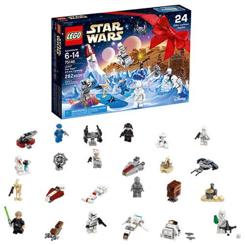 LEGO Star Wars 75146 Advent Calendar Building Kit mini figurines.jpg