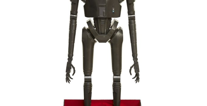 Star Wars Big Figs Rogue One Massive 31 K-2SO Action Figure on the box front