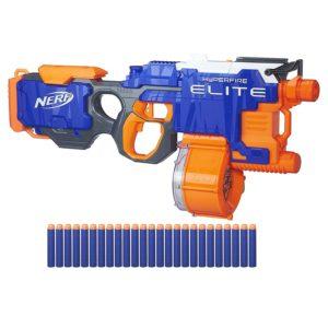 best nerf elite gun Nerf N-Strike Elite HyperFire Blaster