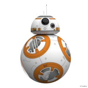 fun playing Sphero Star Wars BB-8 Droid