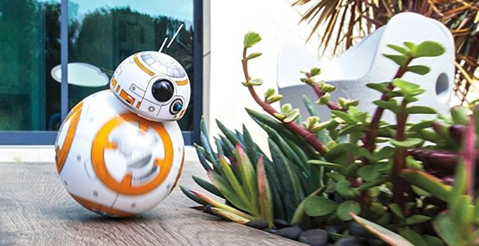 interactive robot toys Sphero Star Wars BB-8 Droid