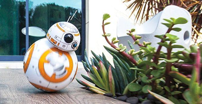 interactive robot toys Sphero Star Wars BB-8 Droid
