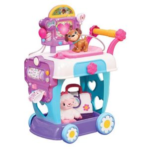 Doc McStuffins Hospital Care Cart Toy Review