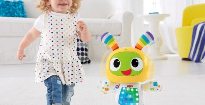 Play Fun Fisher-Price Bright Beats Dance Move BeatBo