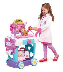 Play Doc Mcstuffin Hospital Toy