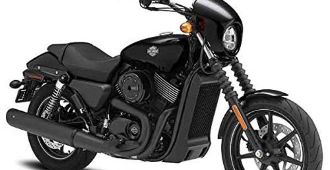 2015 Harley Davidson Street 750 Black Motorcycle Model Bike 1/12 by Maisto 32333