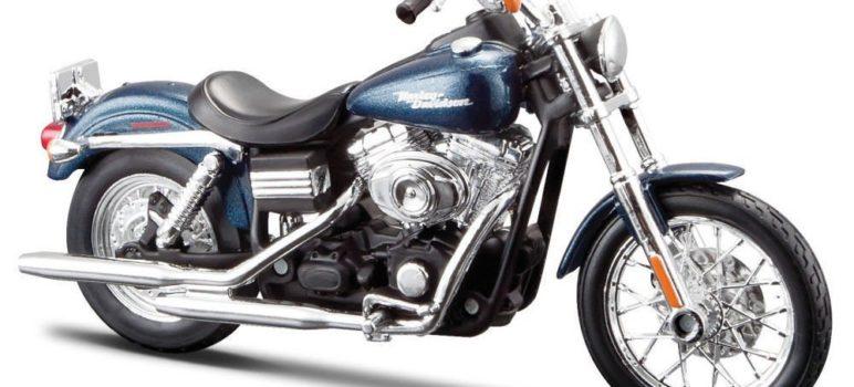 Maisto 32325 2006 Harley Davidson FXDBI Dyna Street Bob Bike Motorcycle 1-12 Model