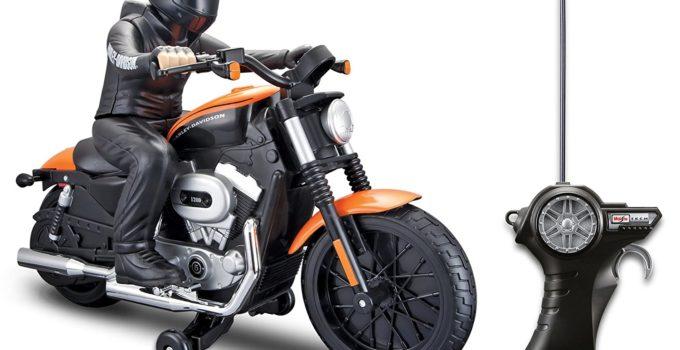 Maisto RC Harley Davidson Xl 1200N Nightster