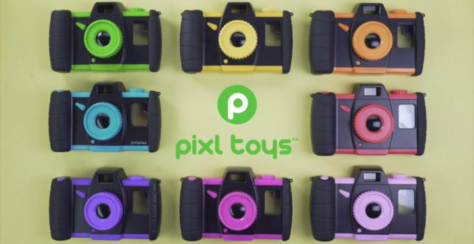 Pixlplay Camera Collections