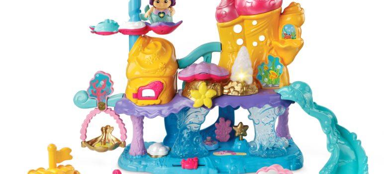 Go-Go-Smart-Friends-Shimmering-Seashell-Castle-Playset