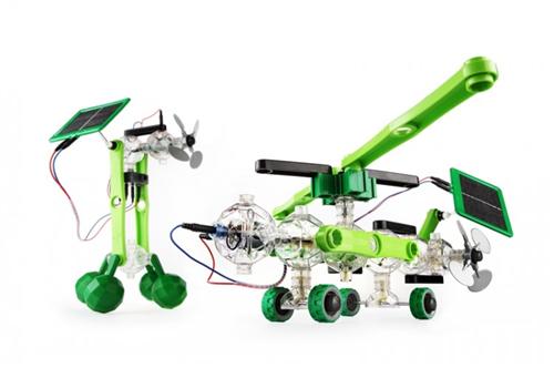 IQ Key's Green Solar Kit