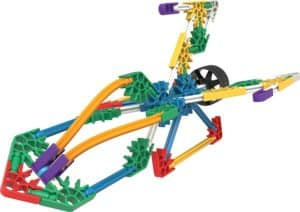 KNEX 10 Model Building Fun Set spaceship