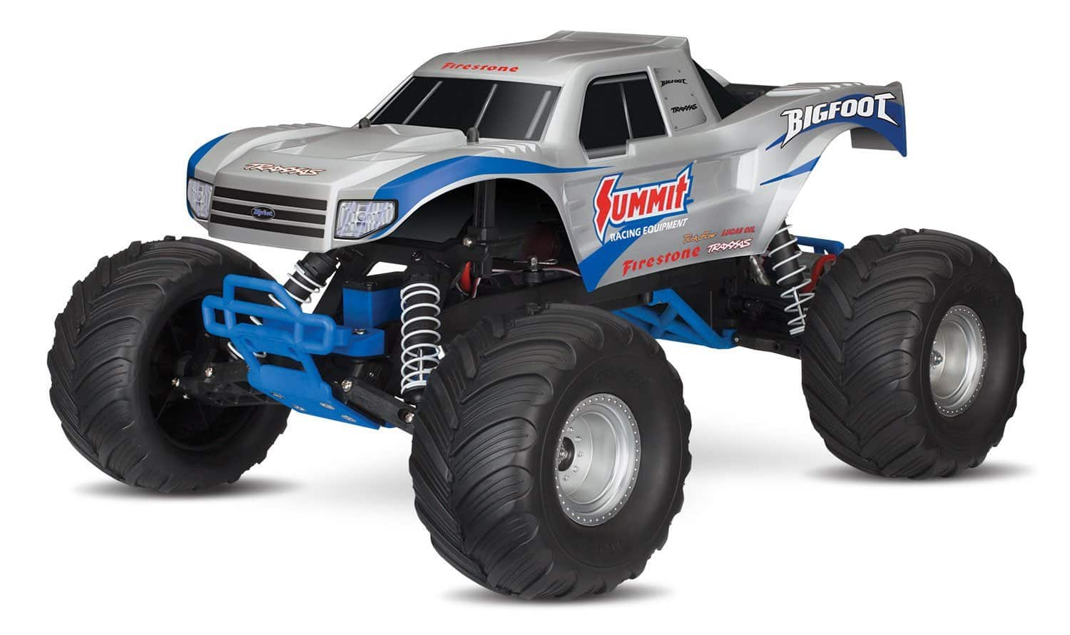 Traxxas Bigfoot 1-10 Scale Ready-To-Race Monster Truck RC Truck