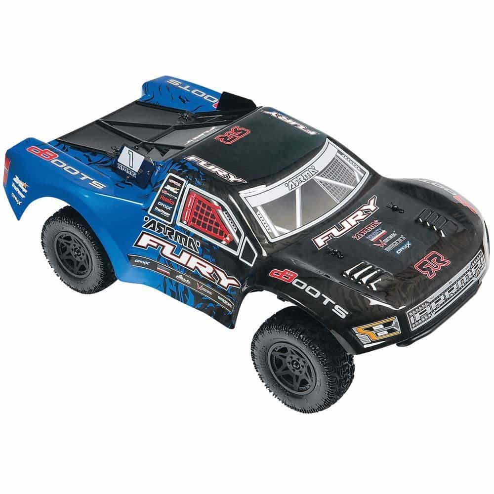 ARRMA 1-10 Scale RTR Remote Radio Control Car Review