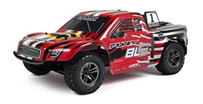ARRMA Fury 2WD BLS Short Course Truck 1-10 RTR