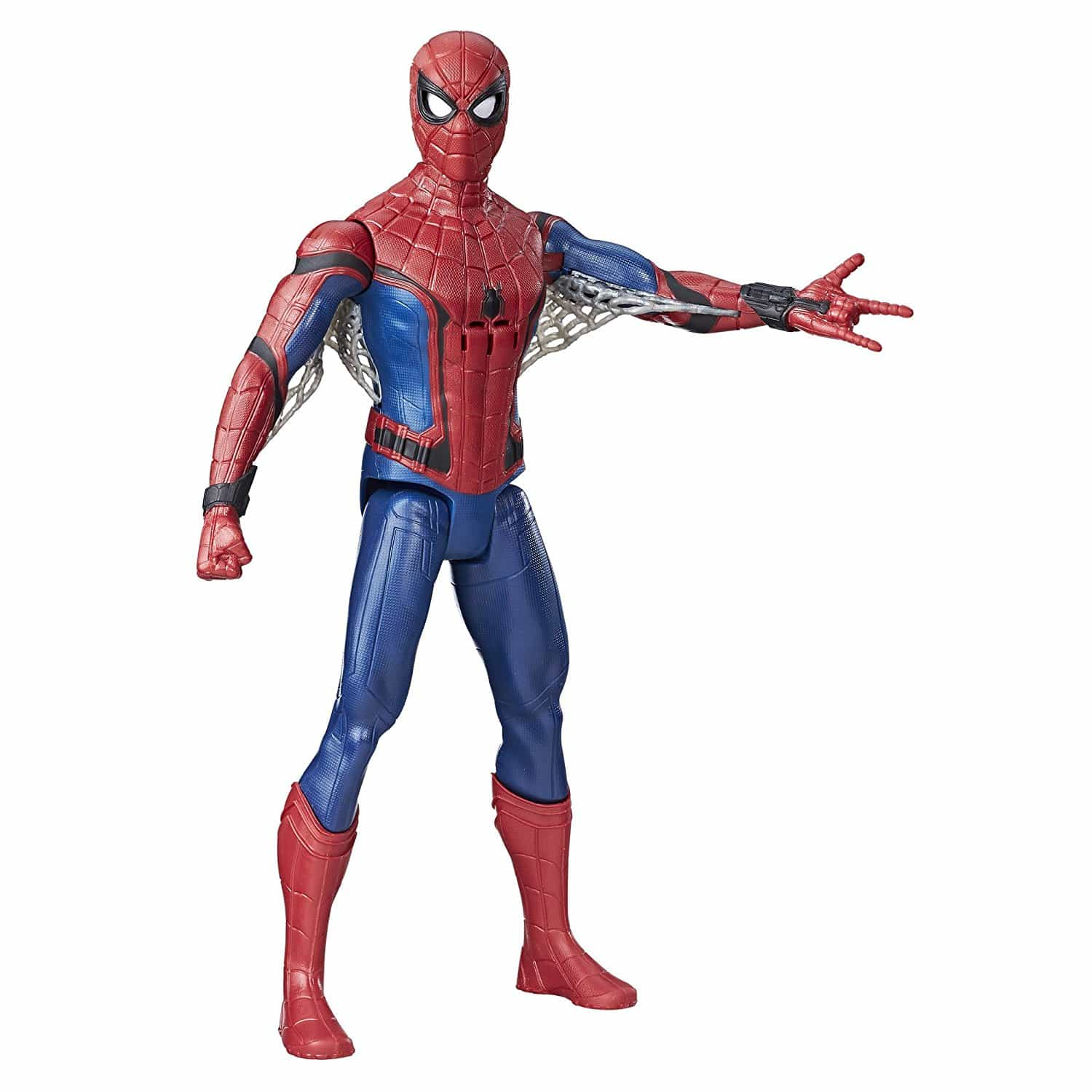 Homecoming Eye FX Electronic Spider-Man Toys Review