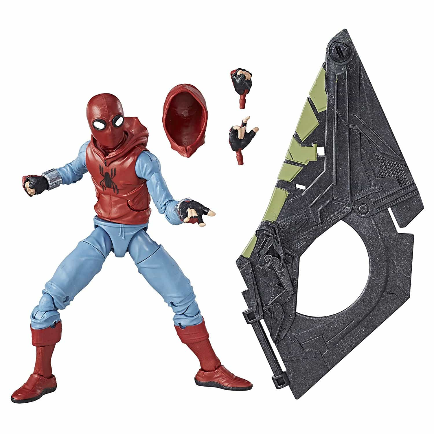 Marvel The Amazing Spider-Man 2 Legends Infinite Series Action Figure