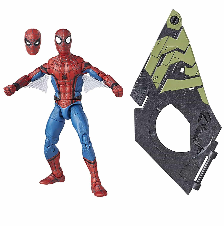 Marvel The Amazing Spider-Man 2 Legends Infinite Series Movie Spiderman 1 Action Figure