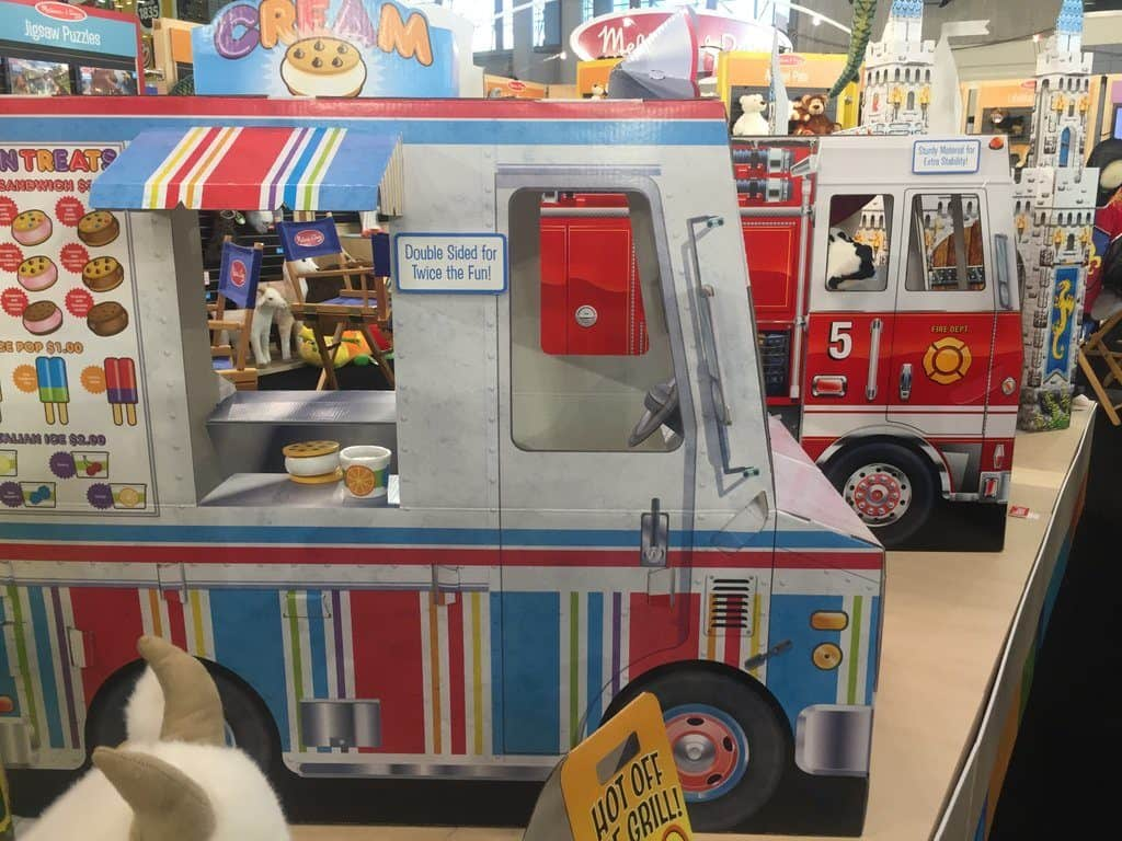 Melissa and Doug Food Truck 2017 Review