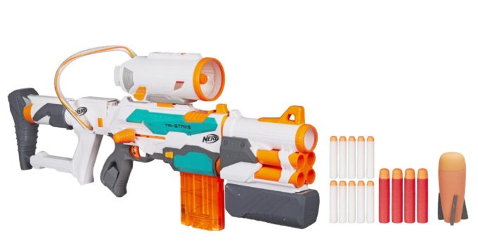 Nerf Modulus Tri-Strike review