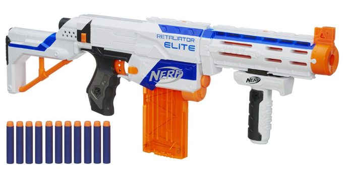 Nerf N-Strike Elite Retaliator Blaster Quick Review