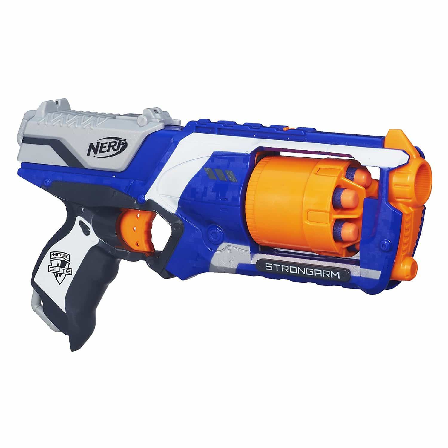 Nerf N-Strike Elite Strongarm Blaster Revies