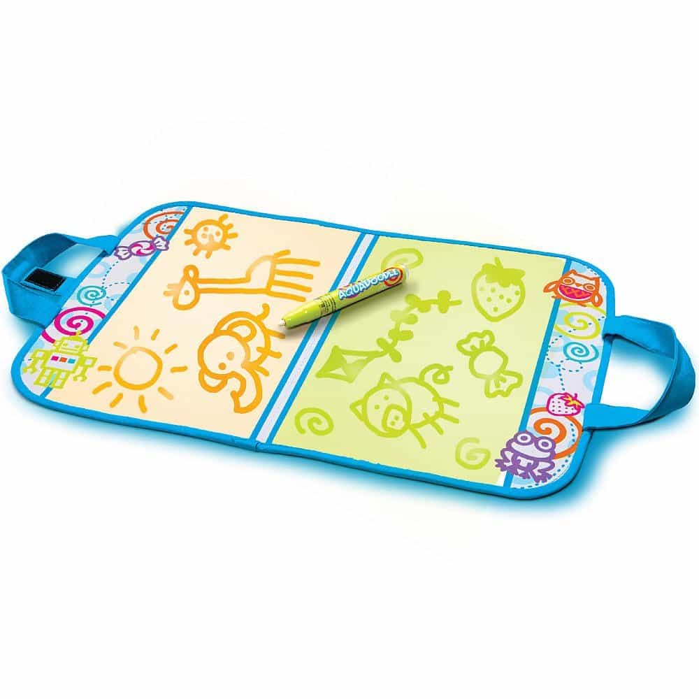 AquaDoodle Travel Doodle Top Arts Crafts Toddler Toys