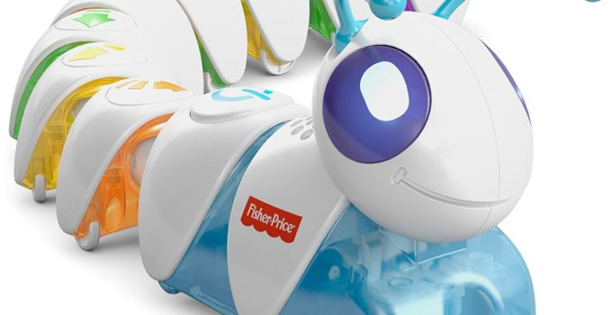 Fisher-Price Think & Learn Code-a-Pillar Cool Toy review