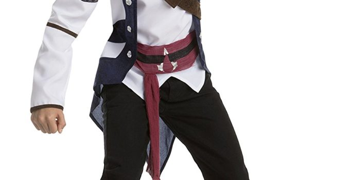Assassin's Creed Connor Classic Teen Costume