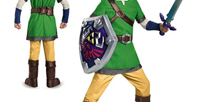 Cool Legend of Zelda Kids Costumes