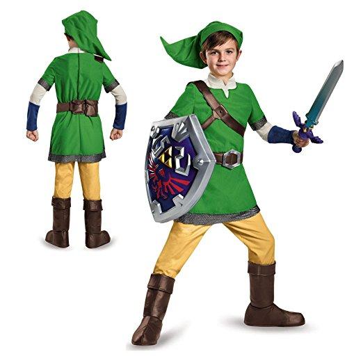 Cool Legend of Zelda Kids Costumes