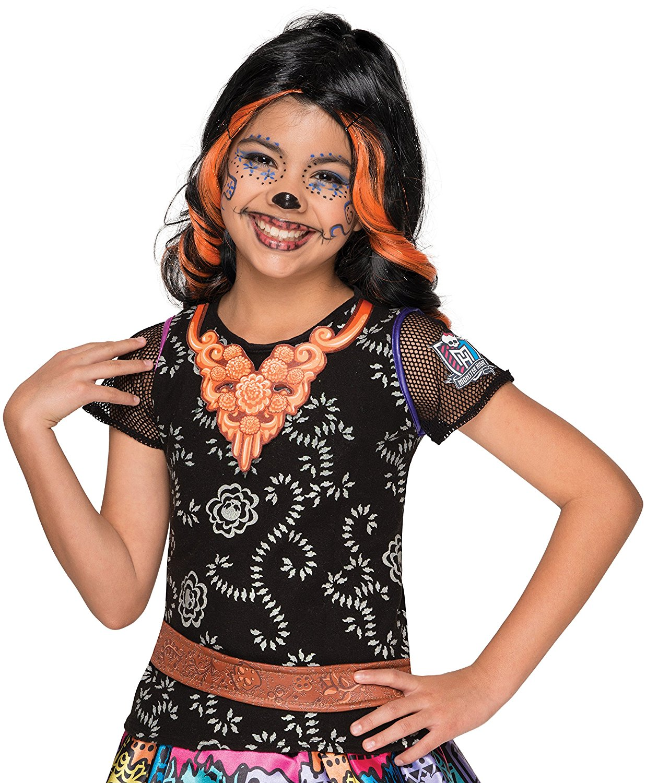 Costume Monster High Skelita Calaveras Photo Real Costume Top Costume