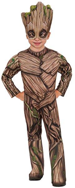 Guardians of the Galaxy Groot Halloween Kids Costume