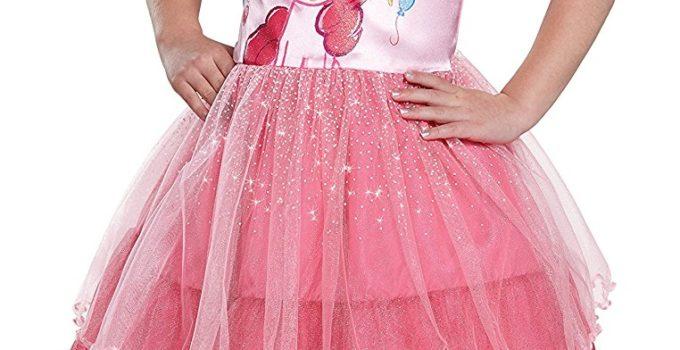 My Little Pony Pinkie Pie Classic Girls Costume