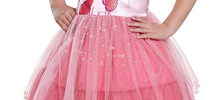 My Little Pony Pinkie Pie Classic Girls Costume