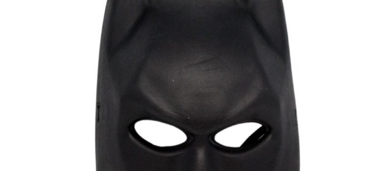 THE LEGO BATMAN MOVIE BATMAN MASK COSTUME