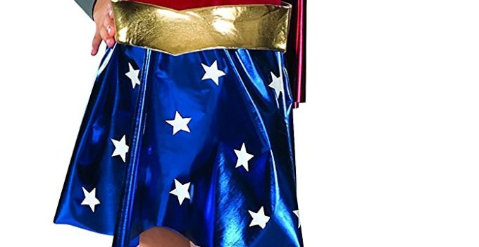 Wonder Woman Costumes Halloween Review